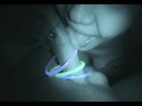 секс с фонариком в темноте - 3